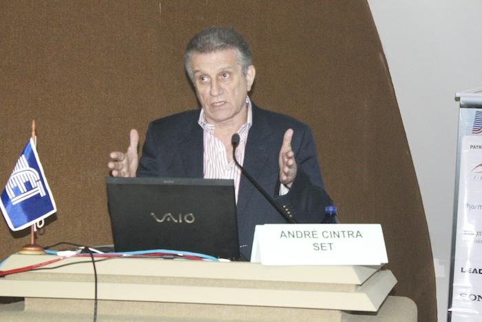 O consultor da SET André Cintra