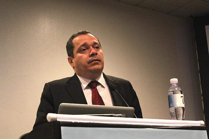 Roberto Franco, presidente do Fórum SBTVD