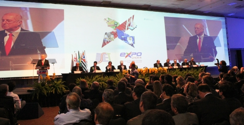 Com sala cheia foi aberta oficialmente a 25º edição do Congresso SET