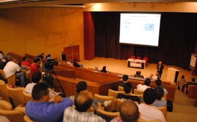 Luz e novas funcionalidades dos equipamentos são explicados no SET Nordeste 2014