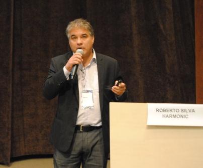 Para Roberto Silva da Harmonic o futuro da TV é a virtualização