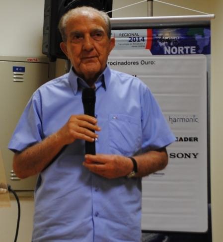 Phelippe Daou, presidente da Rede Amazónica