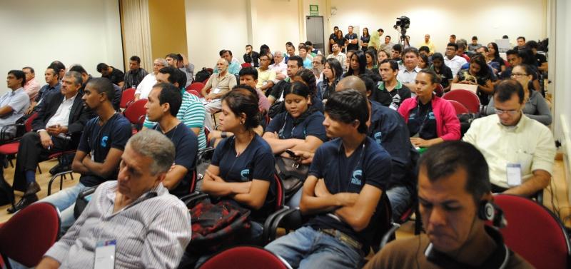 Mais de 200 profissionais participaram do SET Norte 2014