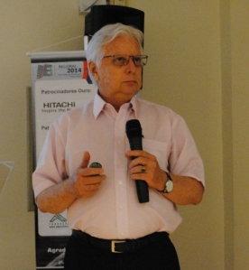 Ricardo Kauffmann da Energia explicou os fundamentos principais de iluminação