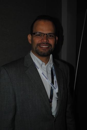 Silvino Almeida (TEKTRONIK) A Tektronix explorou os desafios da adoção da tecnologia IP e 4K para a produção de vídeo e áudio