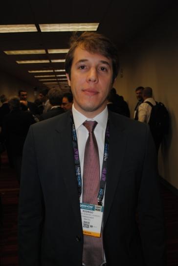 Rodrigo Zerbone, presidente do Grupo de Implantação do Processo de Redistribuição e Digitalização de Canais de TV e RTV (Gired), da Anatel