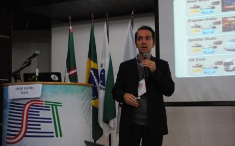Erick Soares (SONY Brasil)