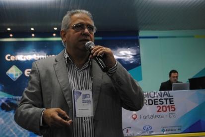 Professor Wellington Aguiar, da Universidade Estácio do Ceará (FIC)
