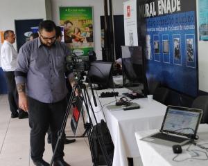 A SNews trouxe a Fortaleza o seu sistema de automação em jornalismo, como solução para trabalho nessa área.