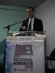 Jovino Alberto Oliveira Pereira, Diretor do Departamento de Outorgas dos Serviços de Comunicação Eletrônica do Ministério das Comunicações