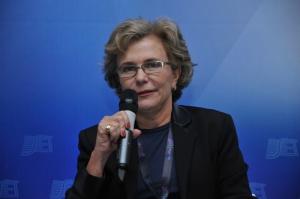 Liliana Nakonechnyj, diretora internacional da SET
