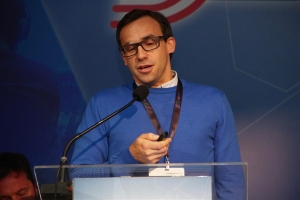 Bryn Balcome, diretor de tecnologia da London Live