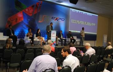 Palestra conta com a presença, entre outros, do Presidente da SET, Olímpio Franco, e da ABTA, Oscar Simões/ Foto: Fernando Moura