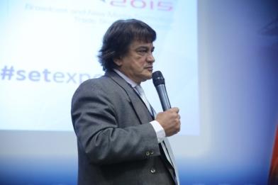José Raimundo Cristovam (SET e Unisat/Globosat)