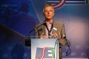 John Ive, diretor de tecnologia e estratégia da IABM