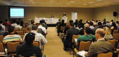 Quase duas centenas de profissionais da indústria participam do primeiro dia do SET Regional Centro-Oeste