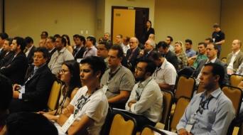 Boa presença de público no Centro de Convenções Brasil 2, em Brasília