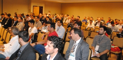 Público de Brasília interessado na indústria e o seu futuro