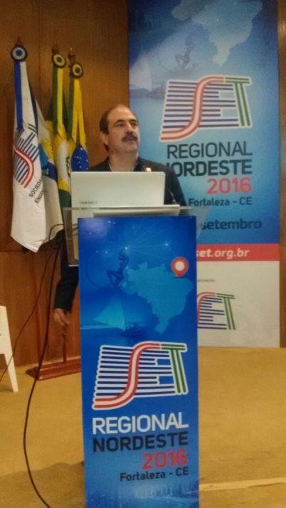 Paulo André Holanda, diretor-regional do SENAI Ceará